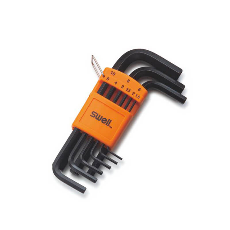 088 Short Arm Hex Key Set