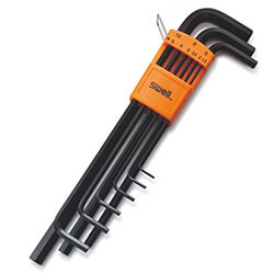 088 Extra Long Arm Hex Key Set