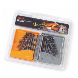019 Ball Point Hex Key Set