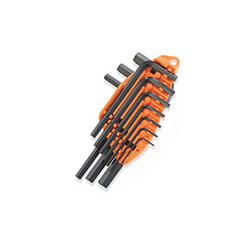 050 Short Arm Hex Key Set