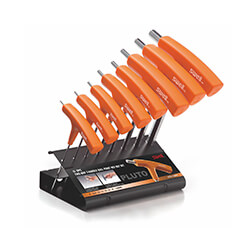 070 Two-Way T-Handle Hex Key Set